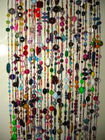 17 best images about bead and ribbon curtains and dividers on pinterest bead curtains door