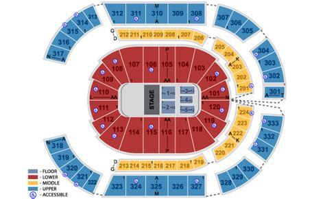 Bridgestone Arena, Nashville Tn