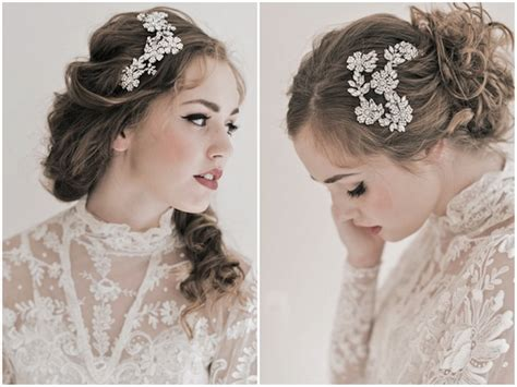 Wedding Accessories For Bride : Enchanted Atelier Bridal Accessories Fall / Winter 2013