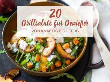 salate zum grillen 20 salate zum grillen die nach sommer schmecken