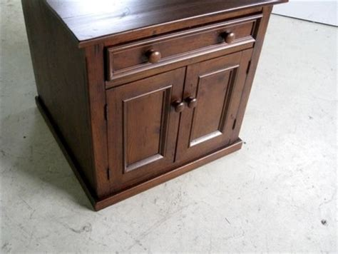 Pine Sideboards And Buffets by Square Pine Buffet Liquor Cabinet Farmhouse