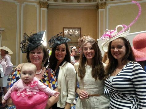 Wearing A Hat After Shower by Make Your Own Fascinator Where We Are