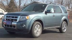 Mvs - 2011 Ford Escape Limited