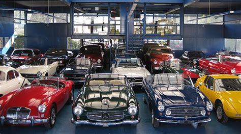 Händlerportrait Touring Garage Ag  Classic Driver Magazine