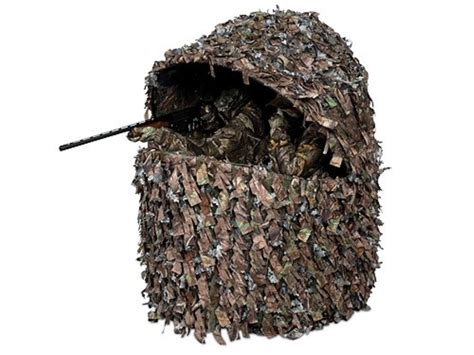 ameristep the choice two chair ground blind 68 x 52 x 60 polyester