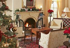 15, Beautiful, Ways, To, Decorate, The, Living, Room, For, Christmas