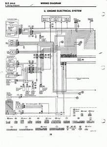Subaru Engine Loom Diagram Di 2020