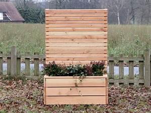 Sichtschutz Mit Pflanzkasten : die besten 25 rankgitter mit pflanzkasten ideen auf ~ Michelbontemps.com Haus und Dekorationen