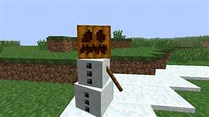 Snow Golems - Minecraft Survival Guide