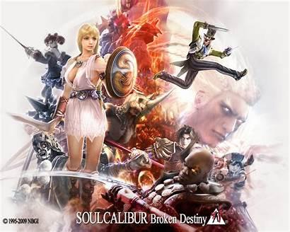 Soul Calibur Destiny Broken Wallpapers Soulcalibur Abyss