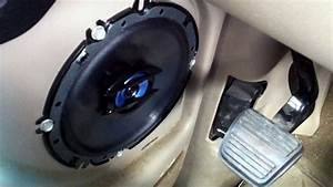 Chevy Silverado 1500 2 Sony Explods With Tweeters
