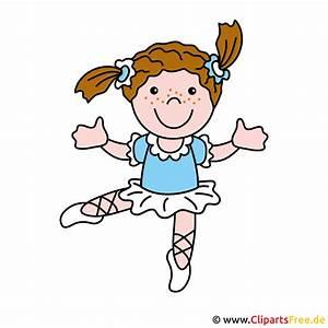 Ballerina Bild, Cartoon, Clipart free  Clipart