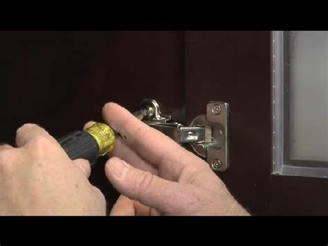 how to adjust self closing kitchen cabinet hinges how to adjust self closing kitchen cabinet hinges 9688