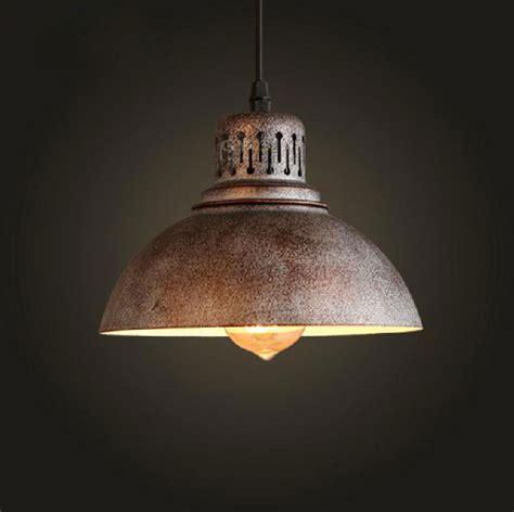 ac100 240v retro industrial rusty edison bulb hanging l