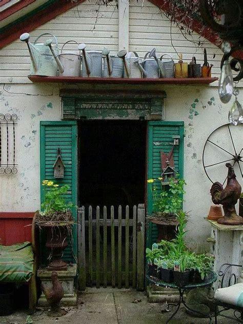 Garden Shed Flea Market
