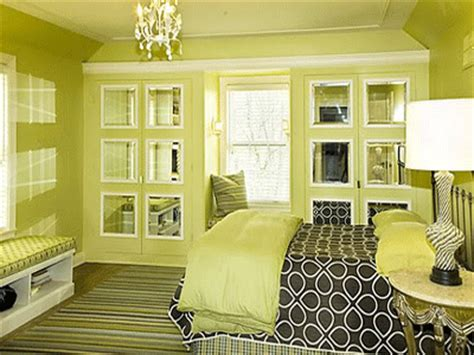 Bedroom Decorating Ideas Green Color by Bedroom Decorating Ideas Green Paint And Wallpaper