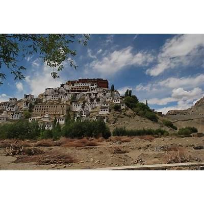 Thiksey MonasteryHemant Soreng's Photography