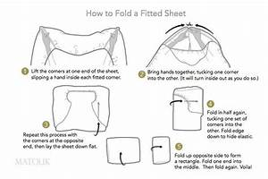 Fitted Sheets And How To Fold On Pinterest