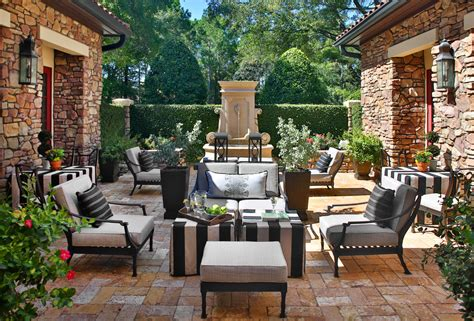 20 Sensational Mediterranean Patio Designs You'll Fall In