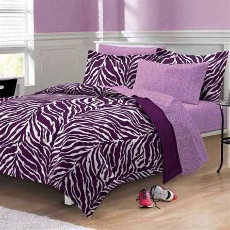 purple zebra print bedroom decor 1000 images about beddings on zebra print