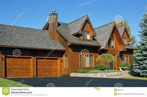 chambre d h el pour une apres midi chambre en bois canadienne image stock image du propriété