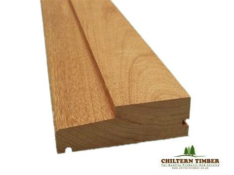 Hardwood Window Cill by Door Cill Hardwood Step 57 X 165mm Chiltern Timber