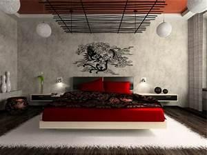 Wand Mit Bildern Gestalten : schlafzimmerwand gestalten 40 wundersch ne vorschl ge ~ Markanthonyermac.com Haus und Dekorationen