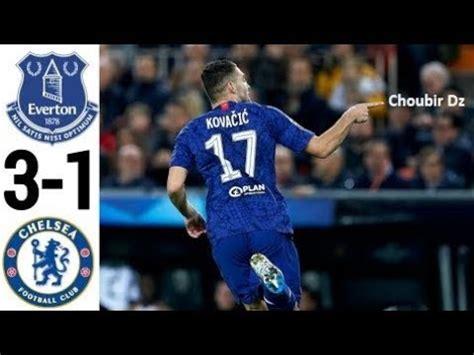 Everton Vs Chelsea 3-1 Premier League 07/12/2019 - YouTube