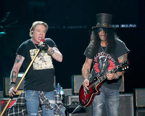 ACL Live Review: Guns N' Roses: Epic, handstand flashback