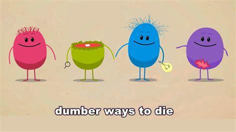 Dumber Ways To Die With Lame Singing Parody Youtube