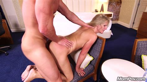 Tiffani Milf Does Porn To Pay For Divorce