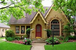 Cute, Home, Storybook, Style, Cottage