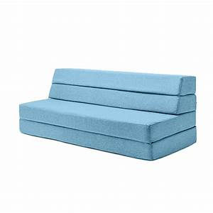 amellia fold out foam guest z bed 2 seater folding futon With fold out sofa bed mattress