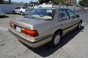 1989 Honda Accord Lx Manual 4 Cylinder No Reserve For Sale