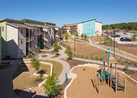foundation communities creating housing  families