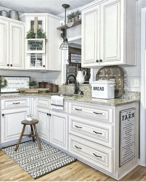 Antique White Kitchen Cabinets For Sale