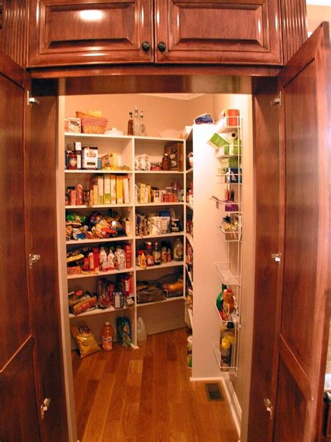 Great Pantry Designs by 74 Kitchen Design Gallery The Ultimate Solution To