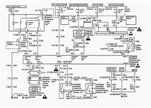 Stereo Wiring Diagram For 2001 Chevy Blazer