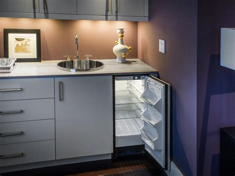 Here's why adding the newair mini fridge to my coffee bar was the best decision ever! Master Bedroom Pictures From HGTV Urban Oasis 2014   HGTV Urban Oasis 2014   HGTV