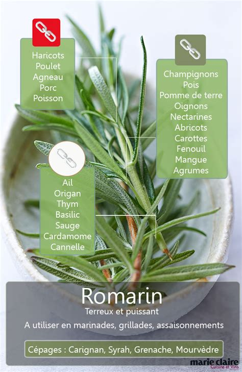 comment utiliser le romarin en cuisine