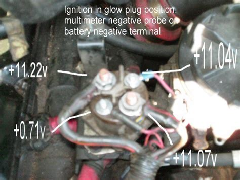 Glow Plug Relay Test How Diesel Forum Thedieselstop