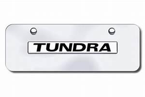 Toyota tundra logo vector