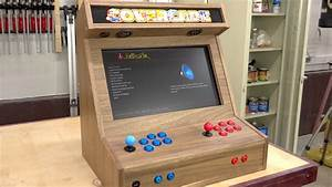 Bartop Arcade w/ Raspberry Pi - The Wood Whisperer