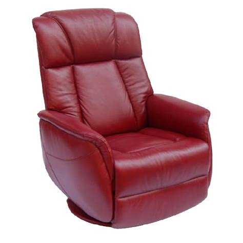 sorrento luxury leather reclining swivel rocker electric