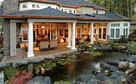 outdoor living house plans outdoor living area house plans home design and style