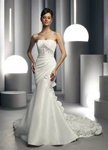 wedding dresses that aren t white white bridal 39 s dresses designs quot fancy and quot wedding dress