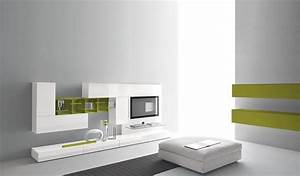 Contemporary modular wall unit design ideas for living for Living room furniture wall units collection