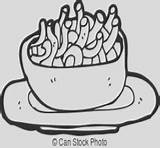 Cheese Coloring Macaroni Pages sketch template