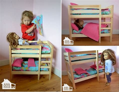 Diy Doll Bunk Beds Home Design Garden Architecture