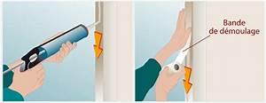Faire Un Joint Silicone : poser des joints d isolation aux fen tres fen tre ~ Dailycaller-alerts.com Idées de Décoration